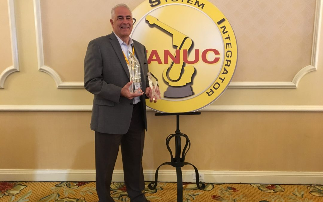 Acme Manufacturing Company Receives FANUC Awards