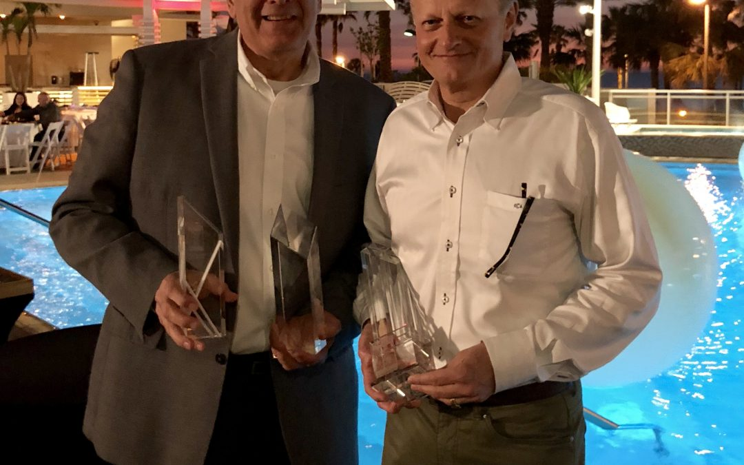 Acme receives 2018 Awards for Sales Growth, Leadership, and Excellence in Intelligent Robotics at FANUC's Integrator Conference.