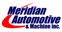 meridian automotive logo